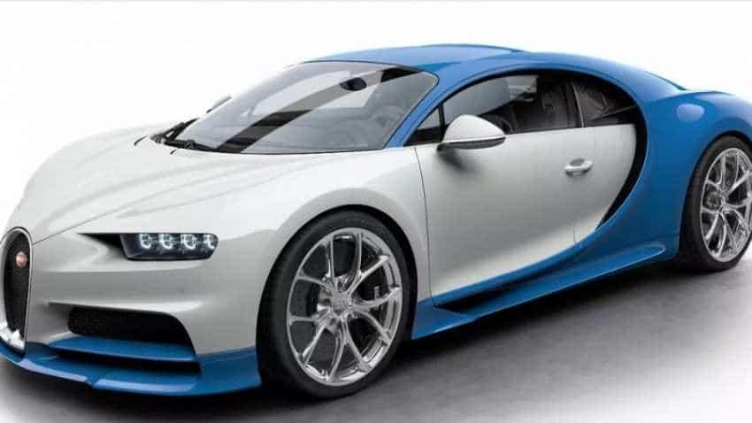 World's fastest car! Bugatti Chiron breaks all records, vrooms past 300 mph barrier!