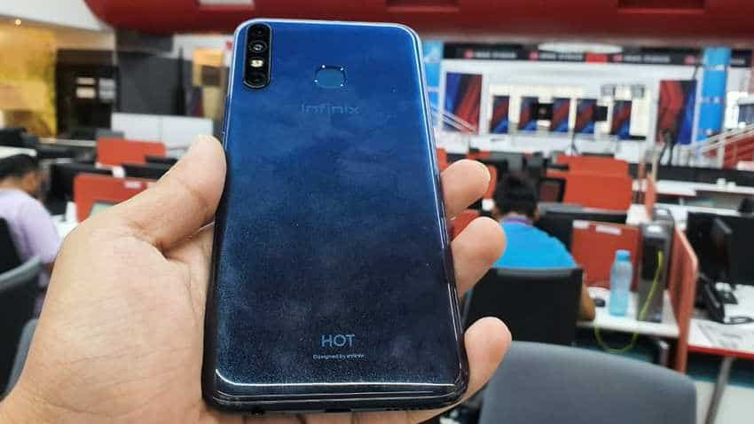 Infinix Hot 8 with triple rear camera, bigger battery to be launched in India today