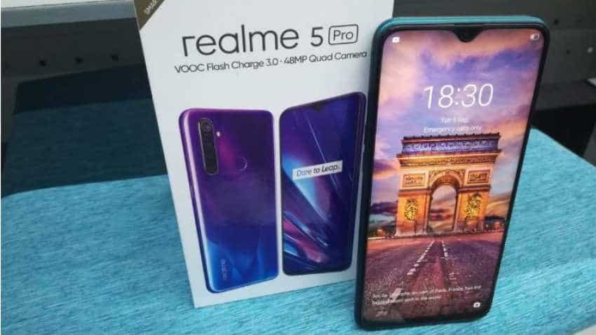 Realme 5 Pro to go on sale in India tomorrow: Here is the