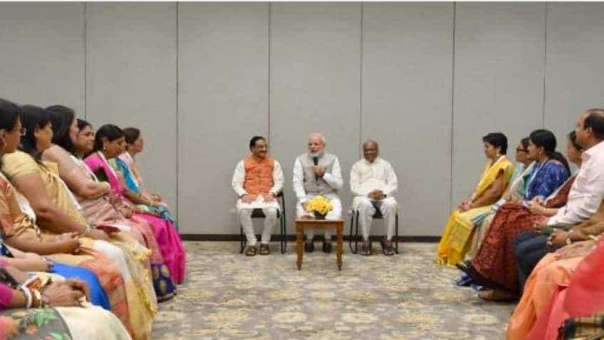 Strive to transform each student's life: Modi to teachers