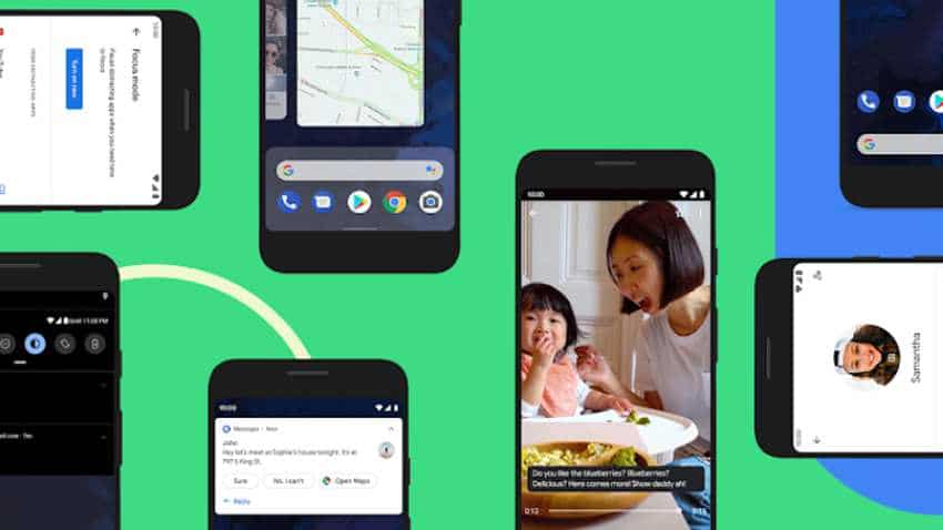 Google Android 10 with Dark Mode rolled out! Check list of smartphones that got it