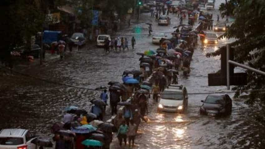 Mumbai rains: Heavy downpour hits city, schools ordered shut