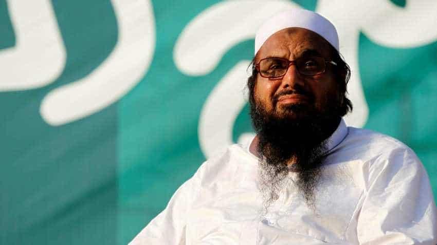 India declares Saeed, Azhar, Dawood, Lakhvi terrorists