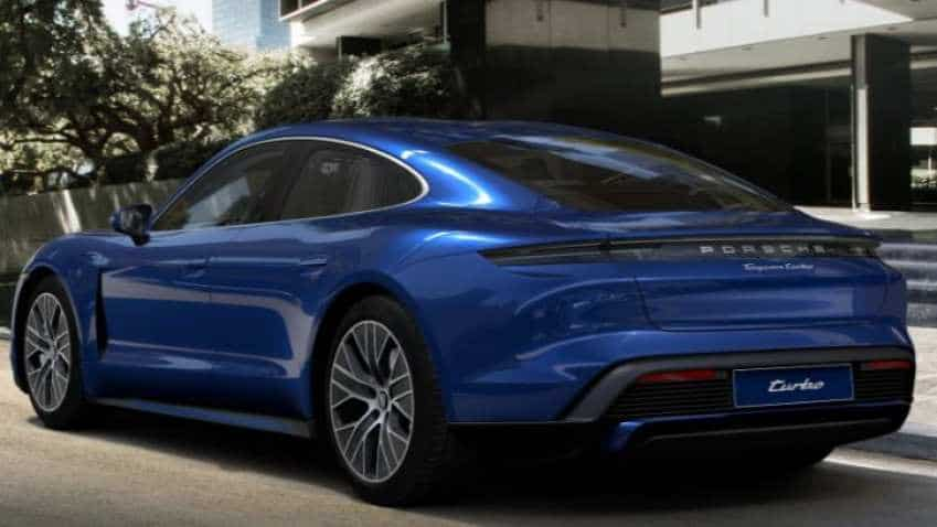 Tesla killer here? Porsche Taycan electric unveiled! It will cost you over Rs 1 crore