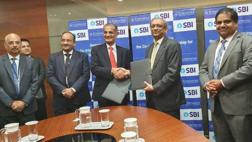 SBI MSME loans: State Bank of India teams up with Edelweiss for credit support to small businesses