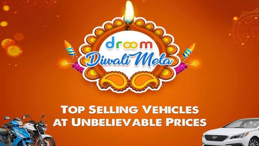 BIG OFFER! Buy bike at just Rs 999 - Top details of Droom Diwali Auto Mela