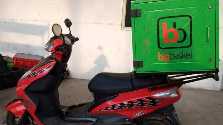 BigBasket to add 850 e-vans, 2,000 e-bikes by 2020