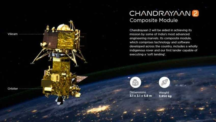 Chandrayaan 2 moon mission: Vikram, Orbiter extend good wishes to each other