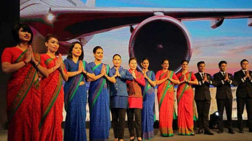 Namaskar service on Air India will make your journey pleasant, more comfortable