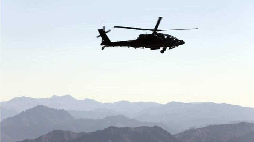 Apache has edge over Mi-35 in e-warfare, missile payload