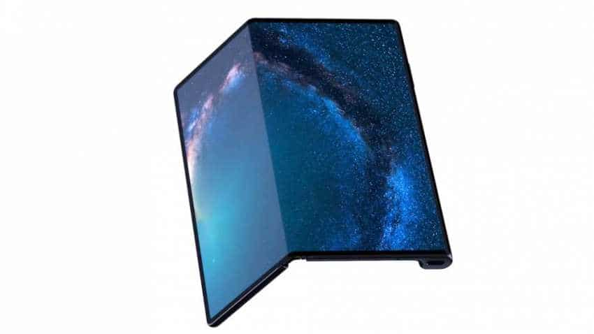Watch out Samsung! Huawei's first folding smartphone to launch next month
