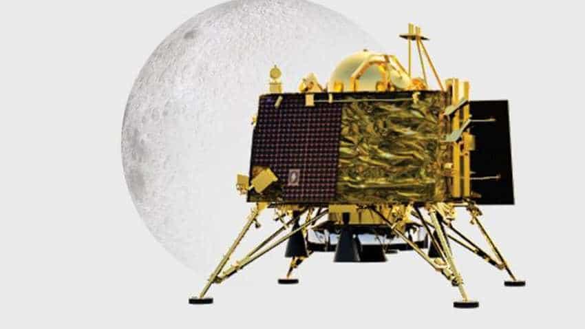 Image result for vikram lander images