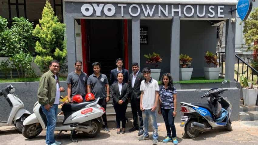 Vehicle sharing platform Drivezy partners OYO