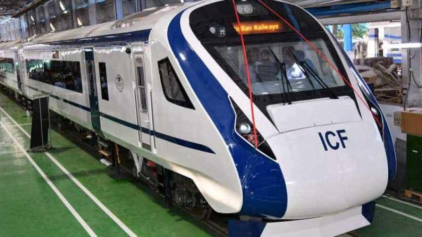 Good news! Indian Railways alert! Government to make 40 Vande Bharat Express train sets