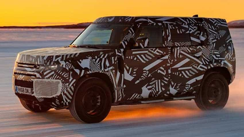 LIVE: New Land Rover DEFENDER - Reveal from Frankfurt Motor Show | WATCH World Premiere