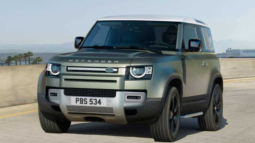 STUNNING! New Land Rover Defender REVEALED -  SEE PICS | Know top details