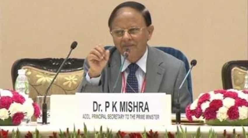 PK Mishra is new Principal Secretary to PM Narendra Modi