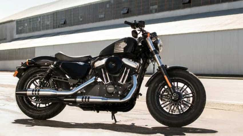 Harley Davidson to lay off 40 employees in Wisconsin