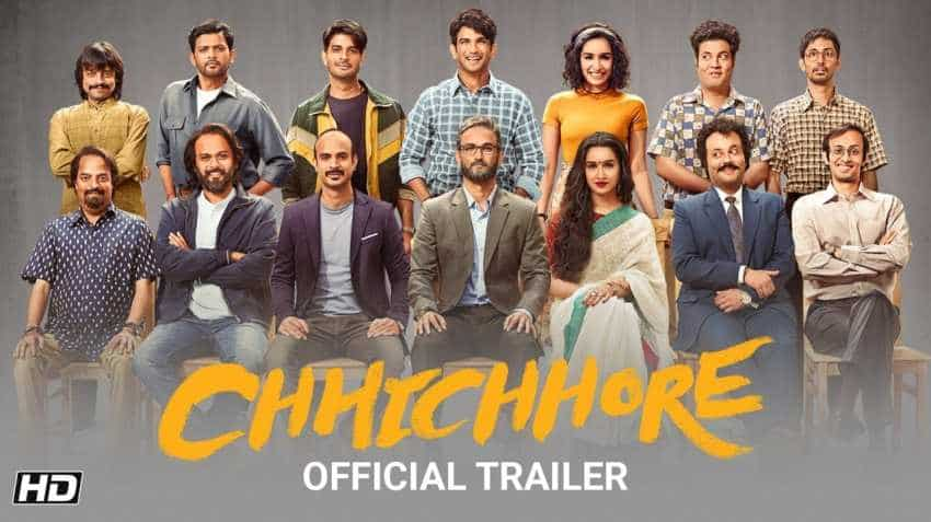 Chhichhore Box Office Collection Day 7: Sushant Singh Rajput starrer film dominates box office