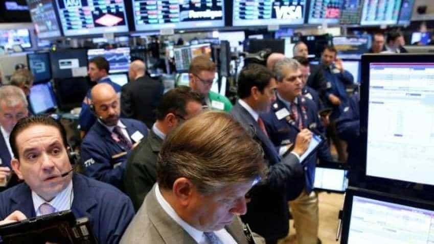 US stocks close mixed amid positive data