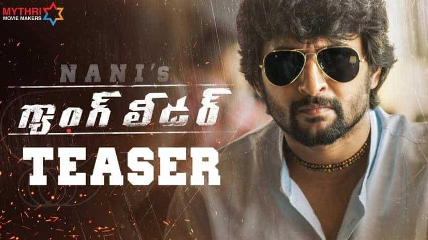 Nani starrer Gang Leader full movie leaked online by Tamilrockers
