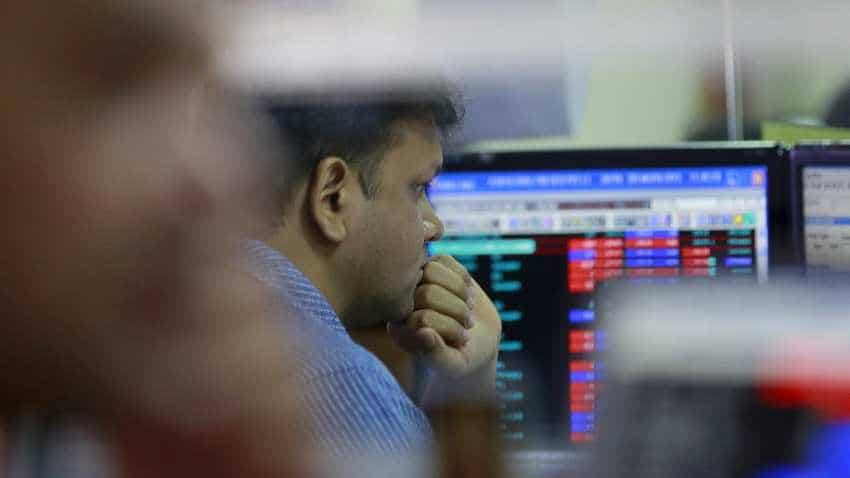Nifty opens below 11,000, Sensex down 112.62 points; Titan, Bharti Airtel, Yes Bank, Kaveri Seed major gainers