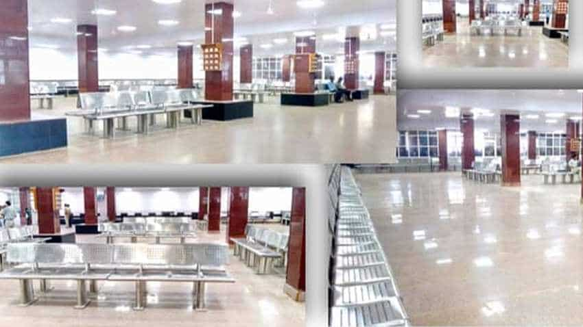 Patna railway station gets swanky makeover, boasts biggest waiting hall by Indian Railways