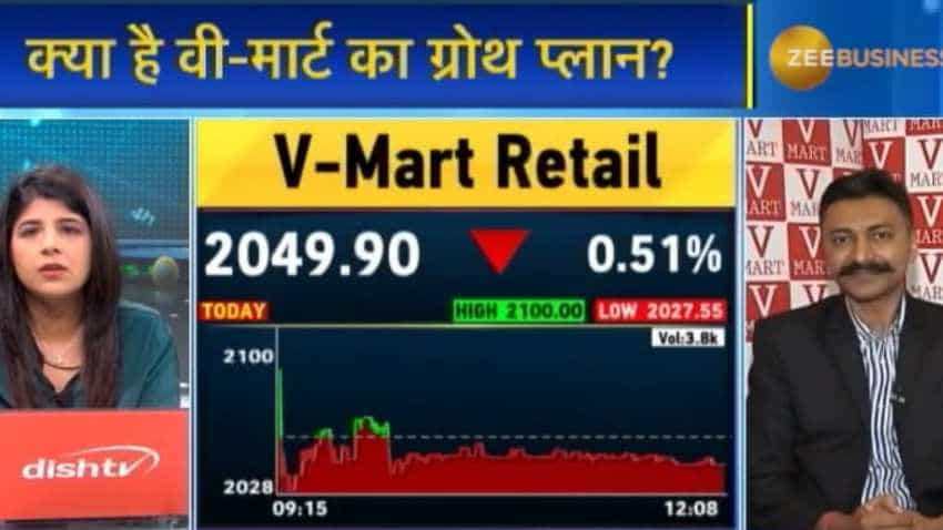 V-Mart's Same-Store Sales will grow by 5-7% in FY20: Anand Agrawal, CFO