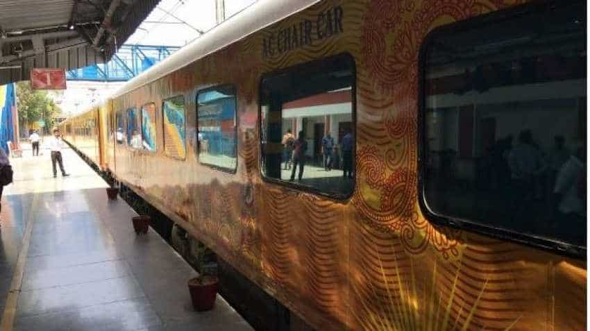 Tejas Express Lucknow-Delhi train to be flagged off by Yogi Adityanath