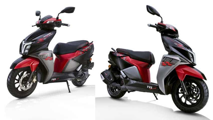 TVS NTORQ 125 Race Edition is here! Check price, know what's special in it