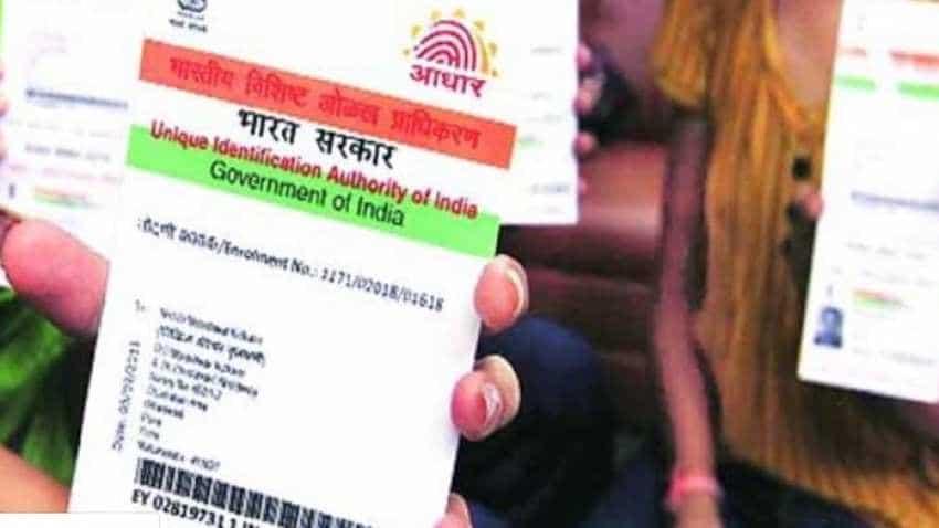 How to change address on Aadhaar card online and offline