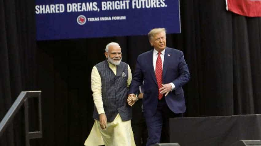 Howdy, Modi! Thousands rally in Texas for Indian PM; Donald Trump shares stage