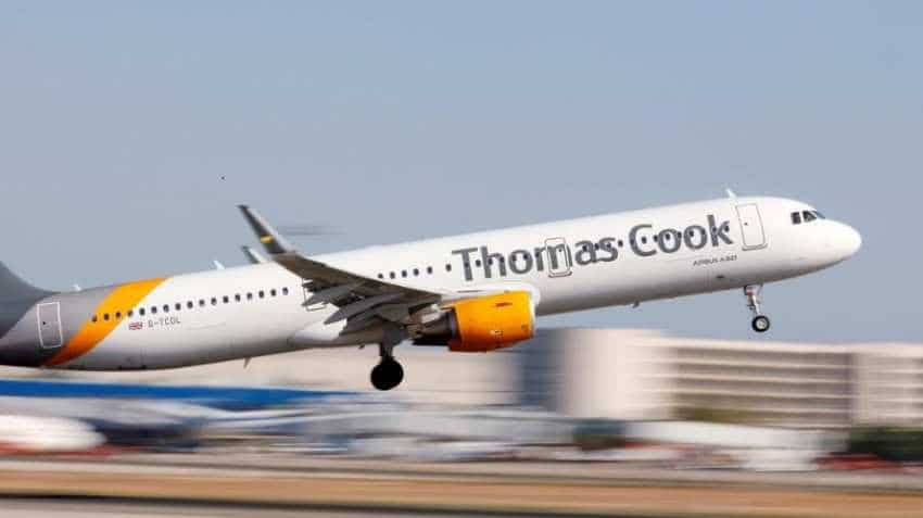 Thomas Cook collapses as last-ditch rescue talks fail