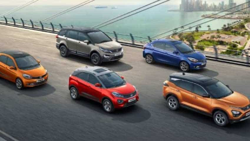 Tata Harrier, Hexa, Nexon, Tigor and Tiago Pro Edition packs launched! Check prices and features here