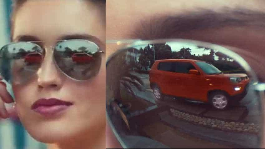 Maruti Suzuki S-PRESSO teased again, new video of this mini-SUV out - WATCH