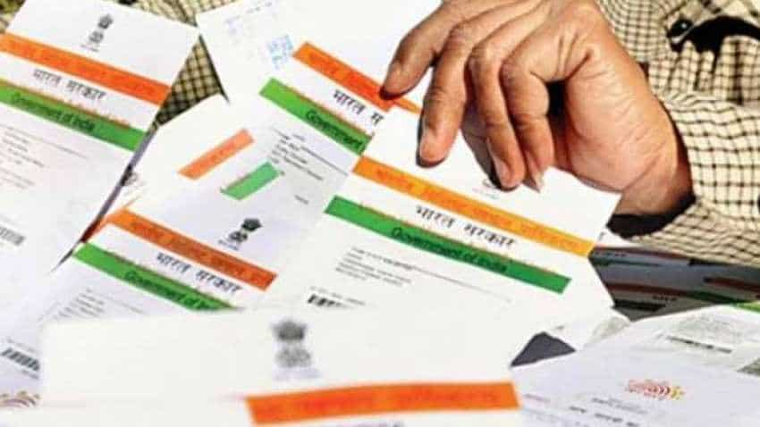 Lost your Aadhaar card? Don't worry! You won't believe how much it costs to order a re-print