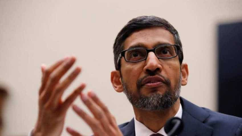 Google is working on identifying original content and rank them higher:  Sundar Pichai