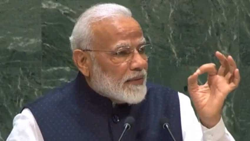 Modi UNGA Speech: FULL VIDEO of PM Narendra Modi's address to 74th United Nations General Assembly - WATCH