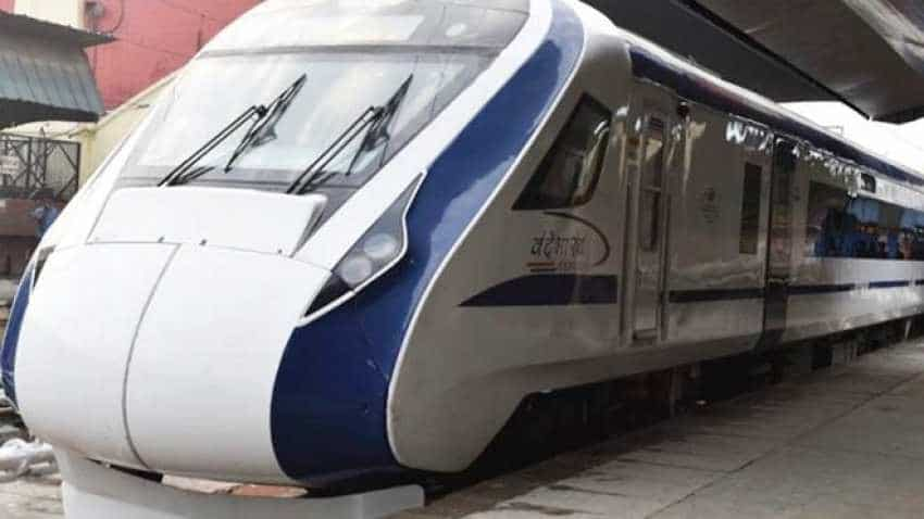 Vande Bharat Express: Amit Shah to flag-off inaugural Delhi-Vaishno Devi Katra train on October 3