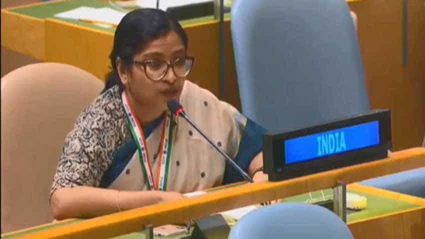 Citizens of India do not need anyone else to speak on their behalf: India's reply to Pak PM Imran Khan at UNGA