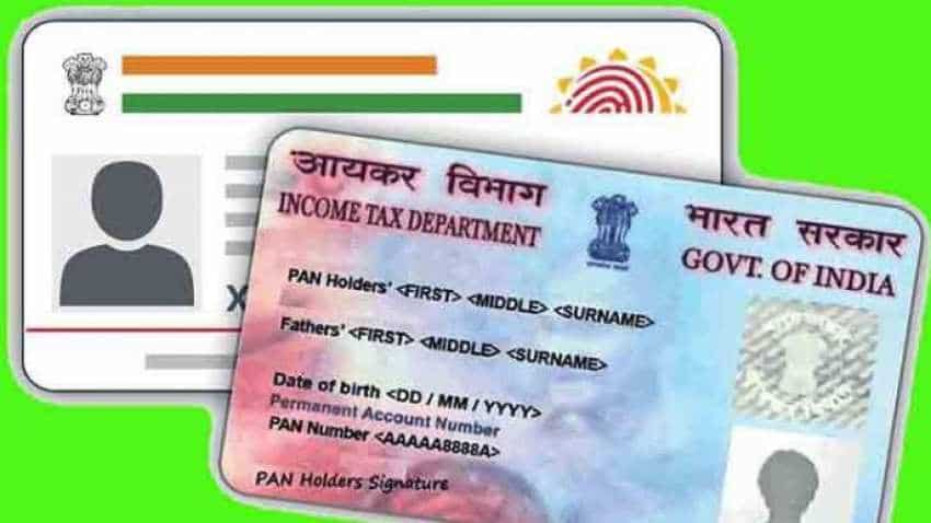 PAN-Aadhaar linking deadline extended by Government: Here is the new date