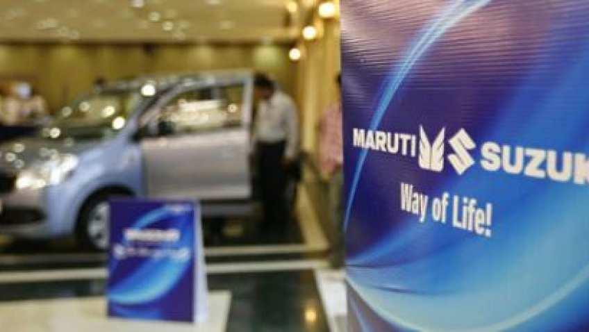 Maruti Suzuki reports 24% decline in total sales