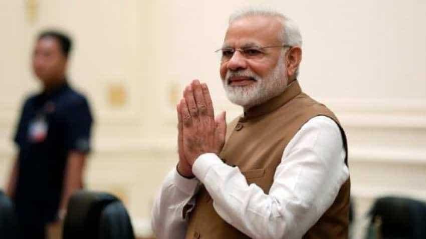 In New York Times, PM Modi proposes 'Einstein Challenge' as tribute to Mahatma Gandhi