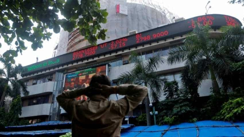 Sensex, Nifty minimise early losses on Oil, Gas gains; Yes Bank, Bharat Petroleum, DLF stocks gain