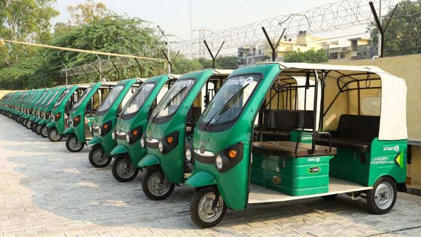 ELECTRIC BOOST! SmartE inaugurates two new charging hubs in Delhi - Know locations