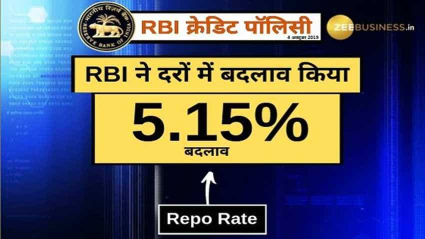 RBI Monetary Policy: MPC cuts repo rate by 25 basis points, home and auto loans to be cheaper now - All you need to know