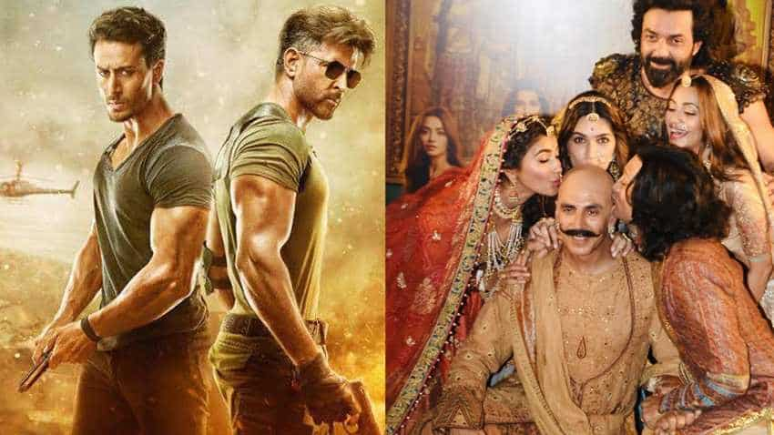 War vs Housefull 4 box office collection: Rs 500 cr expected in October, Bollywood's dream run continues