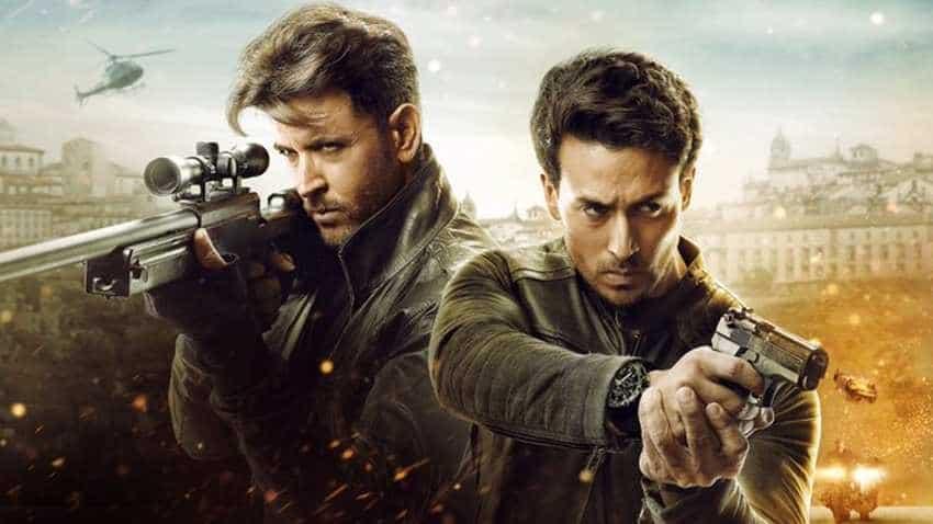War box office collection day 4: Hrithik Roshan, Tiger Shroff starrer set to beat Salman Khan's Bharat