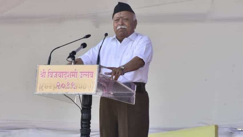 RSS Foundation Day: Mohan Bhagwat gives BIG STATEMENT on lynchings