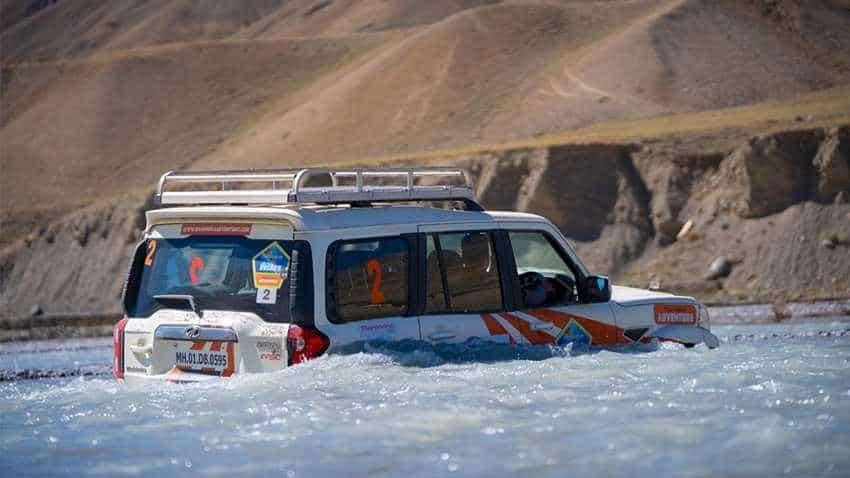 Mahindra Adventure: You will fall in love with these rough-tough SUV PICS of Himalayan Spiti Escape Expedition 2019
